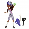 Monster High spordinukk Clawdeen Wolf
