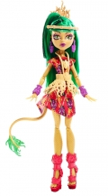 Monster High Ghouls Getaway nukud