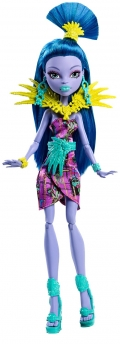 Monster High Jane Boolittle