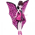 Monster High nahkhiir Draculaura nukk