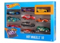 Hot Wheels 10tk. mudelautod