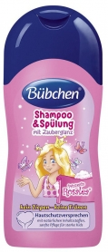 Bübchen Princess laste šampoon ja palsam 50ml