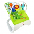 Fisher Price Rainforest Comfort Curve lamamistool