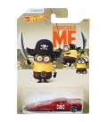 Hot Wheels Minion Slikt Back