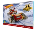 Hot Wheels Advendikalender 2017