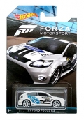 Hot Wheels Forza ´09 Ford Focus RS