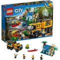 Lego City Jungle Explorers Dzungli labor