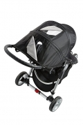 Baby Jogger City Mini 3 Black/Grey