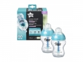 Tommee Tippee anti-colic lutipudelid 2 x 260 ml.