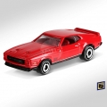 Hot Wheels ´71 Ford Mustang Mach 1