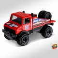 Hot Wheels Mercedes Benz Unimog 1300
