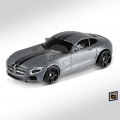 Hot Wheels `15 Mercedes AMG GT