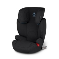 Cybex Solution 2 Fix CBX turvatool Cozy Black