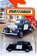 Matchbox ´33 Plymouth PC Sedan
