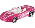 Hot Wheels `14 Corvette Stingray Barbie