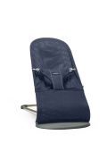 BabyBjörn lamamistool Bliss Navy Blue mesh