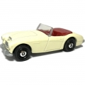 Matchbox ´63 Austin Healey Roadster
