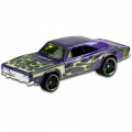 Hot Wheels ´69 Dodge Charger 500