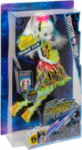Monster High Electrified Frankie Stein
