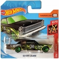 Hot Wheels ´65 Ford Galaxie
