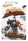 Hot Wheels Venomized Iron Man Jack Hammer