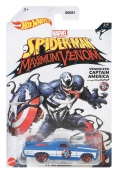 Hot Wheels Venomized Captain America ´71 El Camino