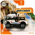 Matchbox Jeep 4X4