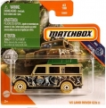 Matchbox ´65 Land Rover Gen II