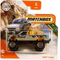Matchbox Chevy K1500