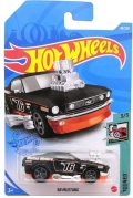 Hot Wheels ´68 Mustang