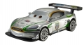 Cars 2 silver Nigel Gearsley