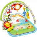 Fisher Price Rainforest 3 in 1 tegelustekk-mängumatt