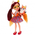 Enchanimals Felicity Fox & Flick