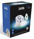 Laica UH inhalaator + NaCL lahus 500 ml.