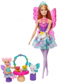 Barbie Dreamtopia haldjanukk
