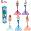 Barbie Color Reveal Mermaid üllatusnukk